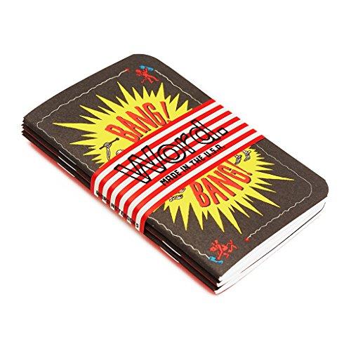 Word. Notebooks Firework - Jon Contino (3-pack) Photo #7