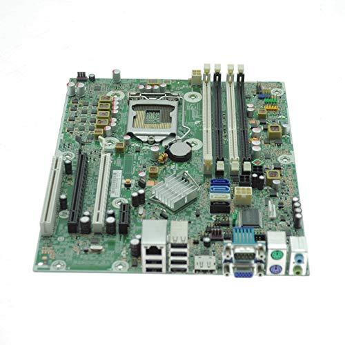 002 Compaq Motherboard - HP Compaq Elite 8200 Slim SFF Mainboard 611834-001,611793-002,611794-000 Motherboard (Certified Refurbished)