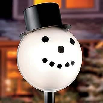 Snowman Lamp Cover