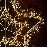 LIGHTSHARE 36Inch 480 Led Christmas Star