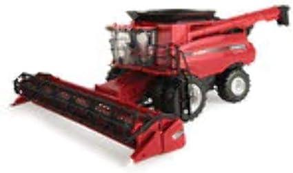 Amazon Com Big Farm Case Ih 8240 Combine Vehicle Toys Games