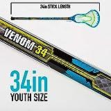 Franklin Sports Mini Pro Style 34in Lacrosse Stick