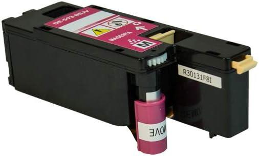 Magenta G20VW Cartridge Premium Compatible Toner Cartridge Replacement for Dell 593-BBJV