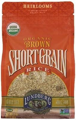 Lundberg Organic Short Grain Brown Rice, 32-Ounce