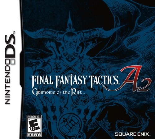 Final Fantasy Tactics A2: Grimoire of the Rift (Best 3ds Role Playing Games)