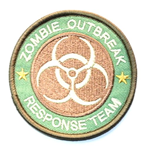 Military Zombie Hunter Costume (Outlander Gear Zombie Hunter Outbreak Response Team 2.95