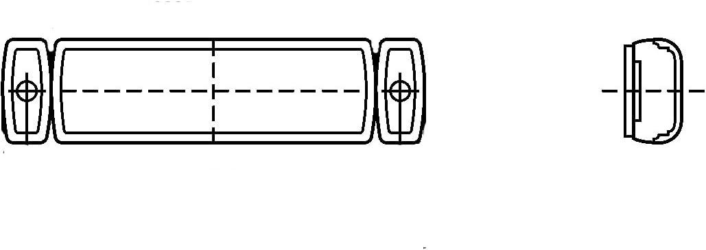 HELLA 2PS 008 645-301 Luce demarcazione laterale