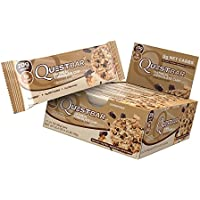 12 Count Quest Nutrition Protein Bar 2.1 Oz. Bar (Oatmeal Chocolate Chip)