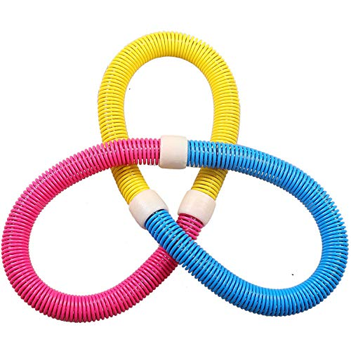 Hula Hoop, Soft Spring Hula Hoop Thin Waist, Fat Burning Fitness Hula Hoop, Easy to Spin, Premium Quality and Professional Fitness Hula Hoop