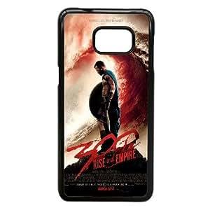 300 Rise Of An Empire (2) plastic funda Samsung Galaxy S6 Edge Plus cell phone case funda black cell phone case funda cover ALILIZHIA14895