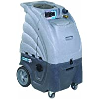Sandia 80-2100 Dual 2 Stage Vacuum Motor Sniper Commercial Extractor with Single Cord, 12 Gallon Capacity, 100 psi Pump