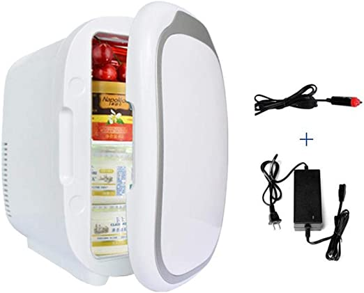 Bloomma Refrigerador de 12 voltios, frigorífico eléctrico de 6 ...