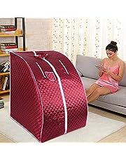 1000W, mobiele sauna,stoom sauna,draagbare sauna, 60℃(Maximaal), Met afstandsbediening, Bevorder de bloedcirculatie