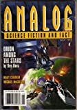 img - for Analog Science Fiction and Fact, May 1995 (Vol. 115, No. 6) book / textbook / text book