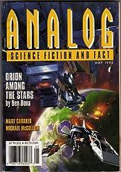Analog Science Fiction and Fact, May 1995 (Vol. 115, No. 6)
