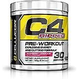 Cellucor C4 Ripped Preworkout, Raspberry Lemonade 30 serv