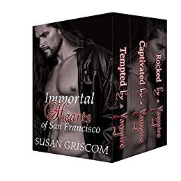Immortal Hearts of San Francisco by [Griscom, Susan]