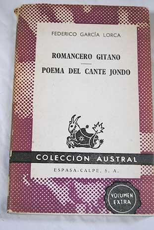 Download Romancero Gitano Poema Del Cante Jondo Book Pdf