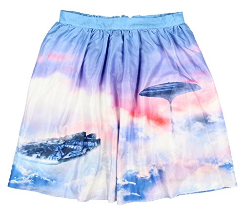 Her Universe Star Wars Cloud City Sasha Women's Skirt (X-Small)