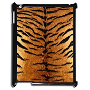 Cool Tiger King Pattern Hard Case Cover for Ipad 3 4
