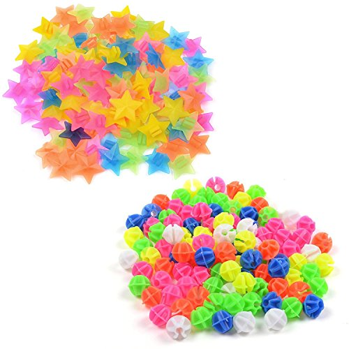- KLOUD City Assorted Colors Bike Bicycle Wheel Spokes Plastic Clip Bead/Spoke Derections