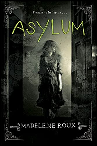 Image result for asylum book cover
