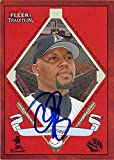 Cliff Floyd autographed baseball card (Florida Marlins) 2002 Fleer Tradition #479 Banner Season - Baseball Slabbed Autographed Cards