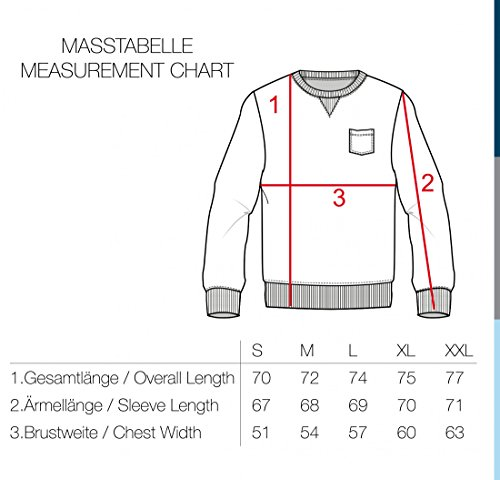 70818 Sweat Rond Sweat Encolure En Coton shirt Pull 100 Homme Blend Barnabas Charcoal qIRwp7