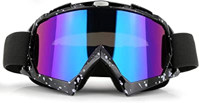 ZDATT Motorcycle Goggles