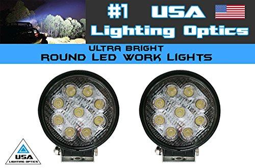 4 Tuff Led Lights - 8