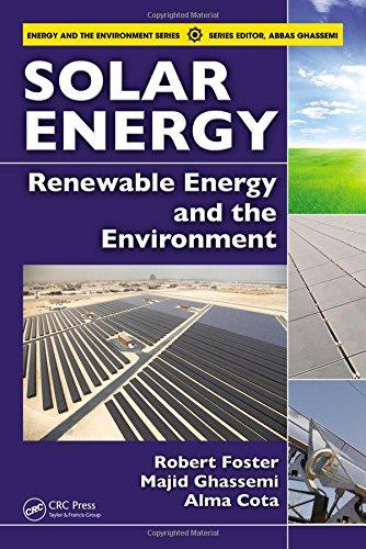 Solar Energy  Renewable Energy And The Environment