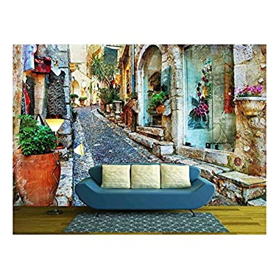 Charming Streets of French Villages - Wall Murals