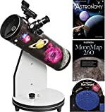 Orion FunScope Astro Dazzle 4.5' Reflector Telescope Kit