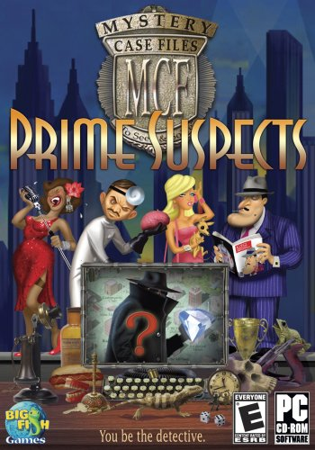 Mystery Case Files: Prime Suspects - PC