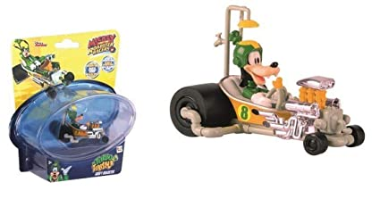 Mickey Mouse Mini Vehículos: Goofys Turbo Tubster (IMC Toys 182882): Amazon.es: Juguetes y juegos