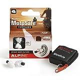 Alpine Hearing Protection Earplugs Motosafe, Tour