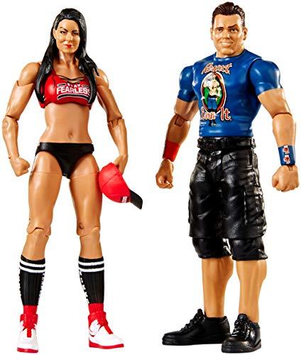 - WWE Series # 51 The Miz & Maryse Figures, 2 Pack