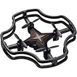 Mini Quadcopter Drone 2.4Ghz 4CH 6 Axis, RC MINI Aircraft With Altitude Hold Function, Headless Mode and One Key to Return,Remote Control Toys