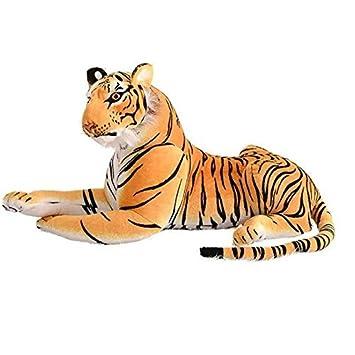 Amazon Com Vivid Plush Toy Animals Dolls Tiger Panda Baby Plush Toy