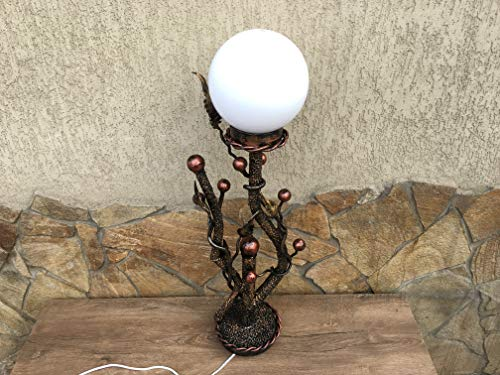 Table lamp, night lamp, night lighting, sconce light, sconce lighting, lantern light, boudoir lamp, wall sconce, desk lamp, lamp decor