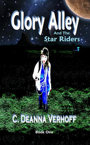 Kids on Fire: Enjoy A Free Excerpt From YA Sci-Fi Fantasy Glory Alley And The Star Riders