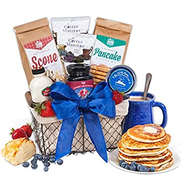Amazon new england breakfast gift basket classic gourmet new england breakfast gift basket classic negle Image collections