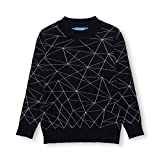Product review for MMX Boys Winter Cotton Sweater Space Galaxy Crochet Children Knitted Top Long Sleeves