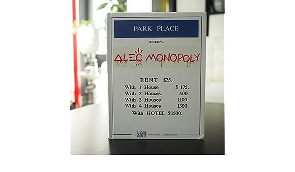 Park Place: A Solo Show: Amazon.es: Monopoly, Alec: Libros