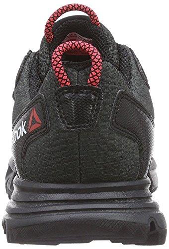 One Zapatillas GTX 30 black Walking neon gravel Sawcut chalk Mujer Nordic cherry de W Reebok XxwdX