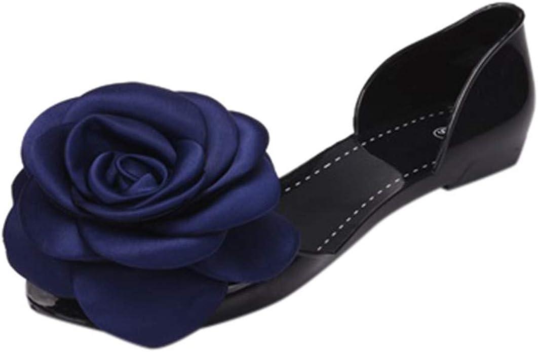 Vokamara Cute Flat Sandals for Girls Bee T Strap Summer Shoes