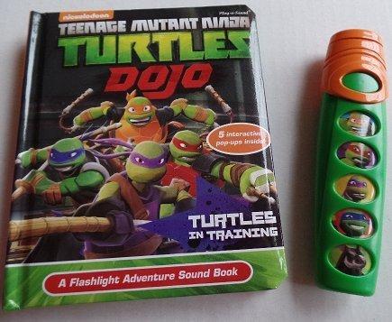 ninja turtle sound book - 1