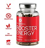 Vegan Metabolism Booster Supplement – Gluten Free Energy Capsules for Immune System – All Natural Fat Burner with Digestive Herbs, Black Salt and Organic Spices – Caffeine & Sugar Free – 120 Capsules Review