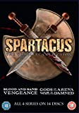 Spartacus: The Complete Collection (Slim Edition) [DVD] [Reino Unido]