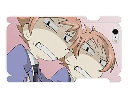 OURAN HIGH SCHOOL HOST CLUB SUBLIMATION iphone case